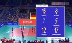 فیلم/ خلاصه دیدار والیبال ایران 3-0 آلمان (لیگ ملت های والیبال 2019)