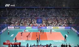 فیلم/ خلاصه دیدار والیبال ایران 3-0 ژاپن (لیگ ملت های والیبال 2019)