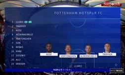 فیلم/ خلاصه دیدار تاتنهام 0-2 لیورپول (فینال لیگ قهرمانان اروپا 2019)