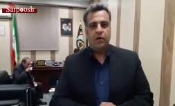 فیلم/ اظهارات «محمد علی نجفی» درباره قتل همسرش