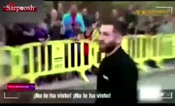 فیلم/ پشت پرده ملاقات نافرجام بدل ایرانی مسی با ستاره بارسلونا