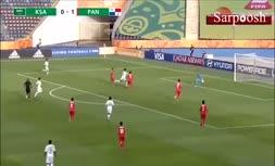 فیلم/ گل دیدنی در جام جهانی جوانان به سبک دنیس برگکمپ