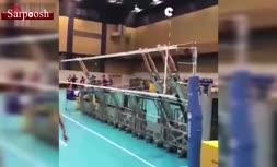 فیلم/ رباتهای هوشمند برای تمرینات حرفهای والیبال