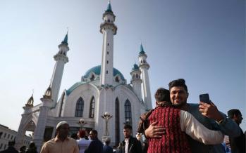تصاویر جشن عید فطر,عکس های نماز عید فطر,تصاویر مسلمانان در روز عید سعید فطر