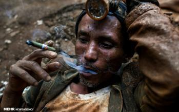 تصاویر استخراج یاقوت سرخ در میانمار,عکس های یاقوت سرخ,تصاویر معادل یاقوت میانمار