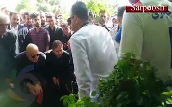 فیلم/ هشتمین سالگرد درگذشت مرحوم ناصر حجازی