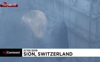 فیلم/ مردی که در آسمان سوئیس پیانو نواخت