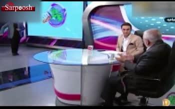 فیلم/ لو رفتن استقلالی بودن احمدینژاد روی آنتن زنده تلویزیون