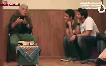 فیلم/ سورپرایز رضا کیانیان برای جشن تولد 68 سالگیاش