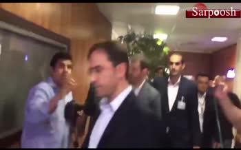 فیلم/ لحظه ورود «استراماچونی» سرمربی جدید استقلال به ایران