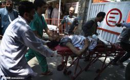 تصاویر انفجار در کابل,عکس های تلفات حادثه کابل,تصاویر انفجارهای منطقه پل محمود خان کابل