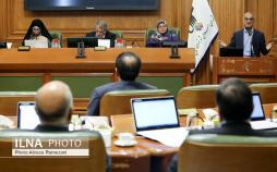 تصاویر جلسه شورای شهر تهران در 18 تیر 98,تصاویر جلسه شورای شهر تهران,عکس های اعضای شورای شهر تهران در محل جلسه