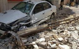تصاویر زلزله در مسجد سلیمان,عکس های زمین لرزه در استان خوزستان,تصاویر جان باختگان زلزله مسجد سلیمان