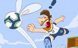 کاریکاتور در مورد اظهار نظر مسی درباره توپ کوپا آمریکا 2019,کاریکاتور,عکس کاریکاتور,کاریکاتور ورزشی