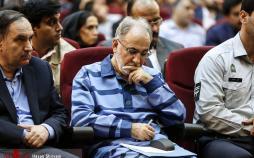 تصاویر اولین جلسه دادگاه محمدعلی نجفی,عکس های اولین جلسه دادگاه پرونده قتل میترا استاد,تصاویر محمدعلی نجفی