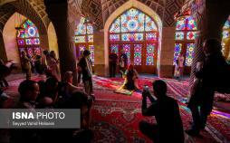تصاویر مسجد نصیرالملک،عکس های زیبا از مسجد نصیرالملک,تصاویر دیدنی از مسجد نصیرالملک