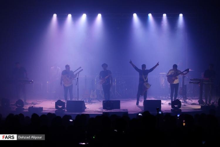 تصاویر کنسرت سون در همدان,عکس های کنسرت سون در همدان,تصاویر کنسرت سون