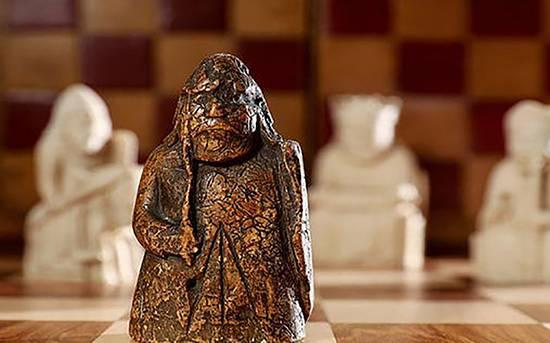 مهره شطرنج چند میلیاردی,اخبار جالب,خبرهای جالب,خواندنی ها و دیدنی ها