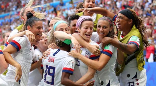 پیروزی آمریکا مقابل هلند,اخبار ورزشی,خبرهای ورزشی,ورزش بانوان