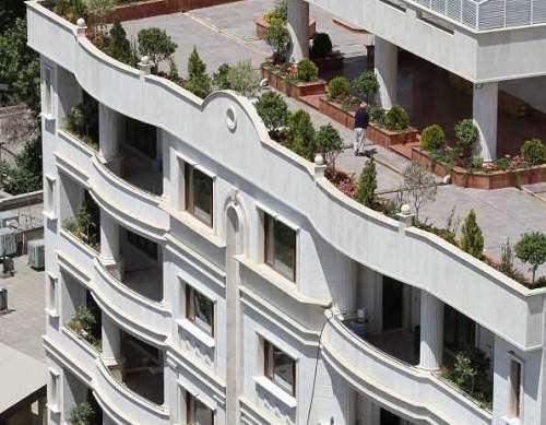 آپارتمان های مسکونی تهران,اخبار اقتصادی,خبرهای اقتصادی,مسکن و عمران