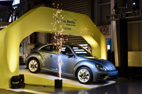فولکسواگن بیتل,اخبار خودرو,خبرهای خودرو,بازار خودرو
