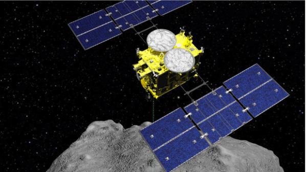 فضاپیمای هایابوسا,اخبار علمی,خبرهای علمی,نجوم و فضا
