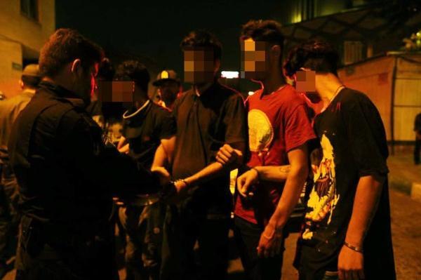 دستگیری خرده فروشان مواد مخدر,اخبار اجتماعی,خبرهای اجتماعی,حقوقی انتظامی