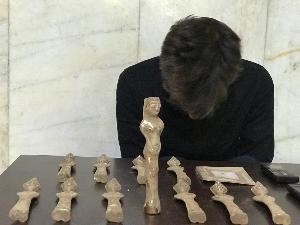 , مجسمههای بدلی ۲ میلیاردی, آخرین اخبار ایران و جهان و فید های خبری روز
