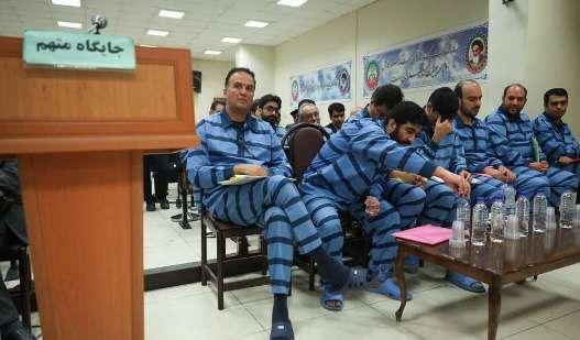 متهمان پرونده ارزی,اخبار اجتماعی,خبرهای اجتماعی,حقوقی انتظامی
