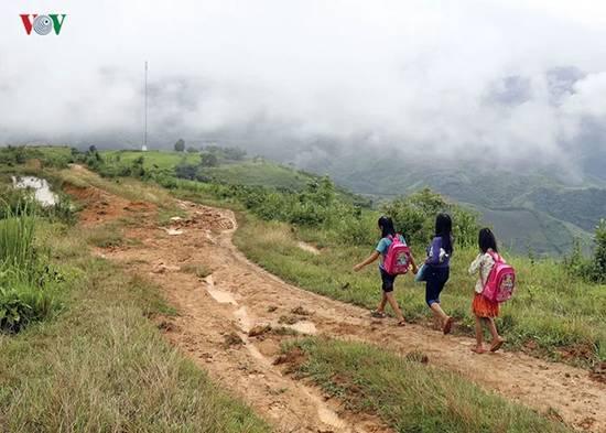 دانشآموزان روستای هوی ها,اخبار جالب,خبرهای جالب,خواندنی ها و دیدنی ها