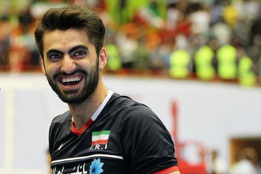 امیر غفور,اخبار ورزشی,خبرهای ورزشی,والیبال و بسکتبال