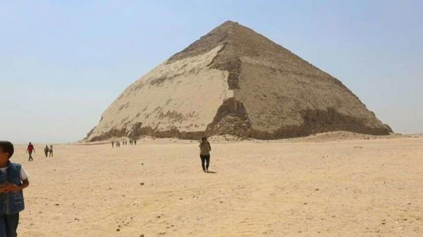 اهرام جدید در مصر,اخبار جالب,خبرهای جالب,خواندنی ها و دیدنی ها