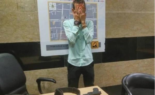 دستگیری فردی در مترو تهران,اخبار حوادث,خبرهای حوادث,جرم و جنایت