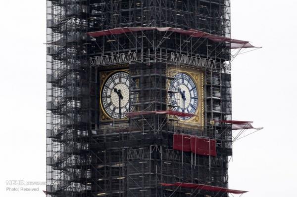 ساعت بیگ بن لندن,اخبار جالب,خبرهای جالب,خواندنی ها و دیدنی ها