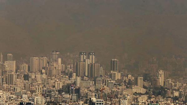 دمای هوای کرج,اخبار اجتماعی,خبرهای اجتماعی,محیط زیست