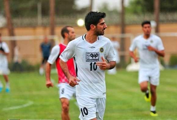 محمدرضا حسینی,اخبار فوتبال,خبرهای فوتبال,لیگ برتر و جام حذفی