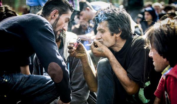 معتادان متجاهر,اخبار اجتماعی,خبرهای اجتماعی,آسیب های اجتماعی