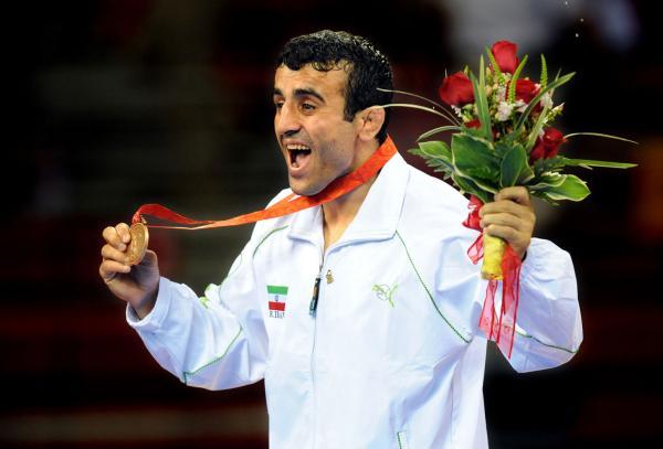 مراد محمدی,اخبار ورزشی,خبرهای ورزشی,کشتی و وزنه برداری
