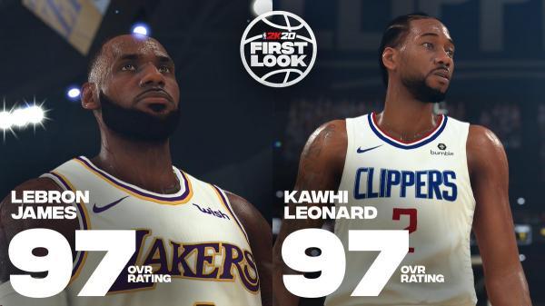 بازیکنان برتر NBA 2K20,اخبار دیجیتال,خبرهای دیجیتال,بازی