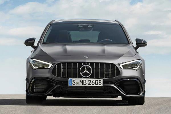 مرسدس AMG CLA 45,اخبار خودرو,خبرهای خودرو,مقایسه خودرو