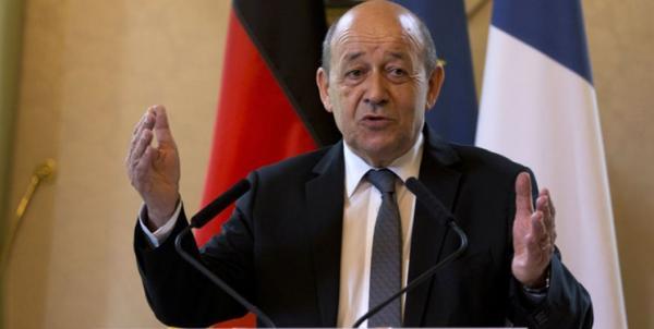 وزیر امورخارجه فرانسه,اخبار سیاسی,خبرهای سیاسی,سیاست خارجی