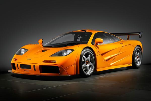 خودرو مک لارن F1,اخبار خودرو,خبرهای خودرو,مقایسه خودرو