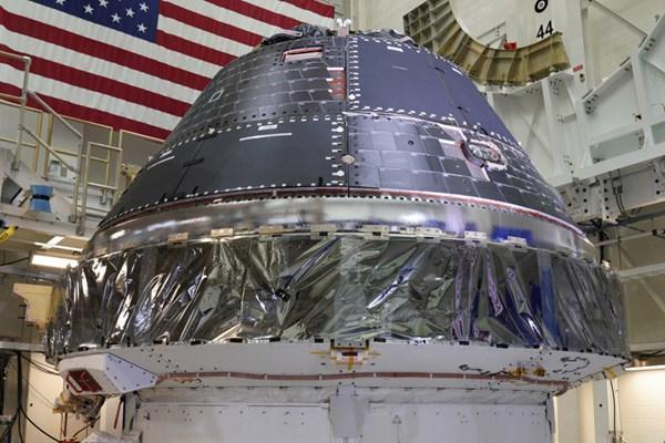 کپسول خدمه اوریون ناسا,اخبار علمی,خبرهای علمی,نجوم و فضا