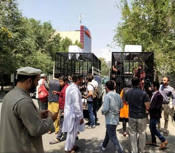 قفس های زندانی زنان افغان,اخبار افغانستان,خبرهای افغانستان,تازه ترین اخبار افغانستان