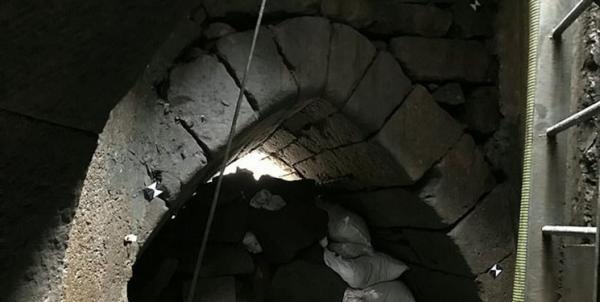 کشف تونل در گلاسگو اسکاتلند,اخبار جالب,خبرهای جالب,خواندنی ها و دیدنی ها