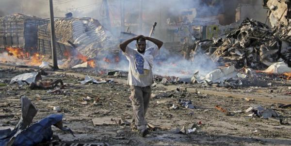 انفجار مهیب در سومالی,اخبار سیاسی,خبرهای سیاسی,اخبار بین الملل