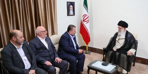 دیدار صالح العاروری و علی خامنهای,اخبار سیاسی,خبرهای سیاسی,اخبار سیاسی ایران