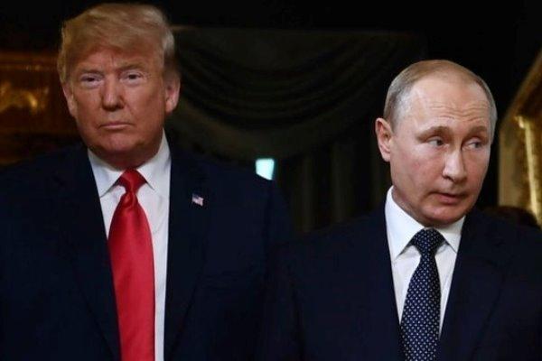 دونالد ترامپ و ولادیمر پوتین,اخبار سیاسی,خبرهای سیاسی,اخبار بین الملل