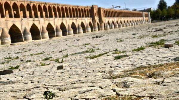 بیآبی اصفهانیها در سال پر بارش