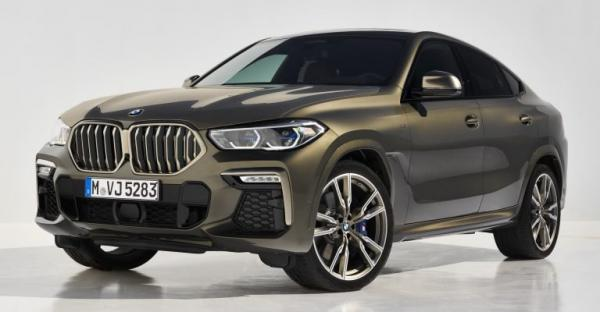 خودرو بامو X6 2020,اخبار خودرو,خبرهای خودرو,مقایسه خودرو